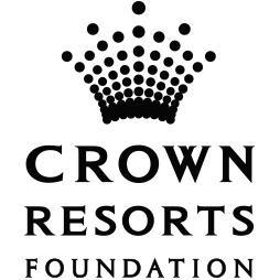 CrownResortsFoundation_B&W_SQ