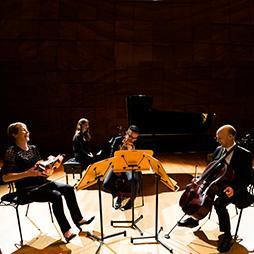 ANAM Artists - Seraphim Trio and Martin Alexander (UKARIA