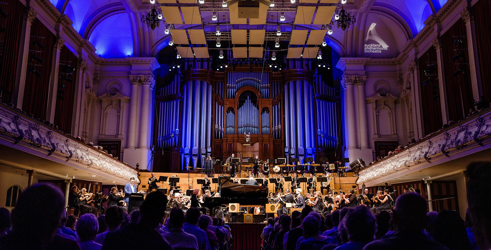 Messiaen Turangalila performance - ANAM and APO - Auckland Festival 2019