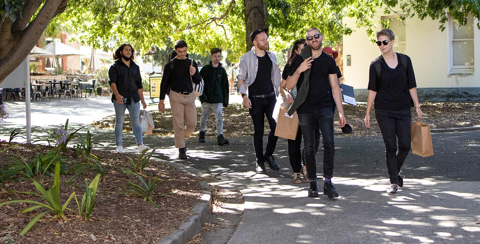 Getting to know the Abbotsford Convent – Induction Tour 2