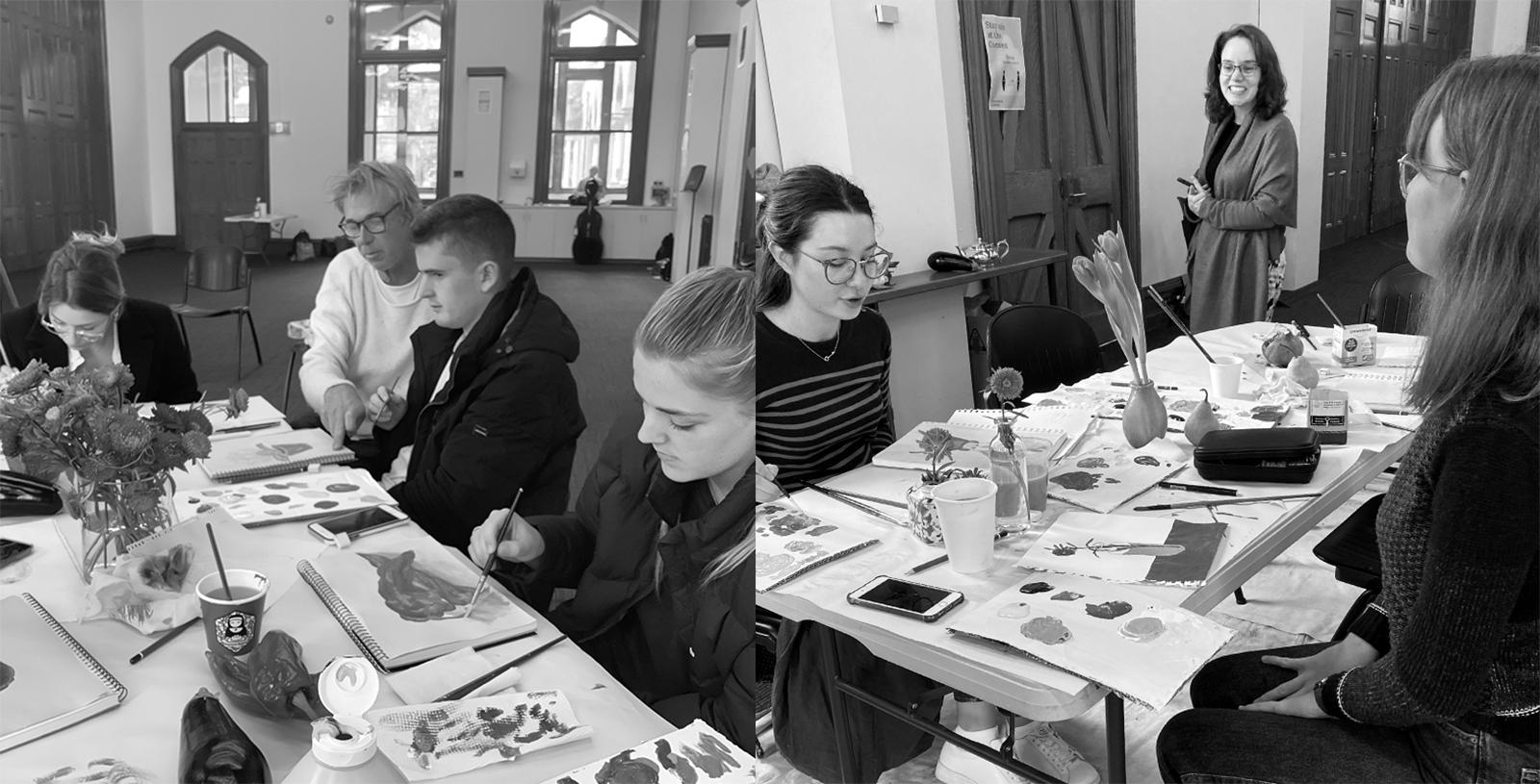 Special activity – Meeting the Convent's Artists 5